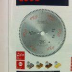 Lưỡi cưa đĩa dùng chế biến gỗ và hướng dẫn sử dụng