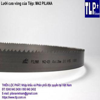 Lưỡi cưa M42 Massive 431- sản xuất tại Tiệp