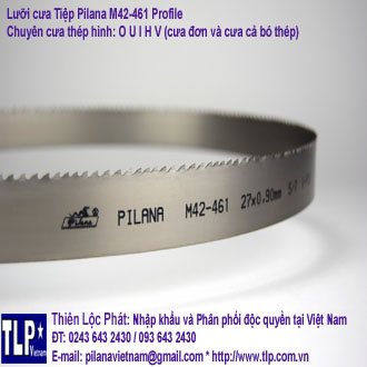 Lưỡi cưa Tiệp M42-461